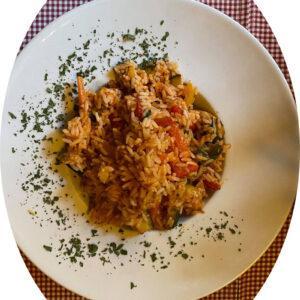 rižota verdura