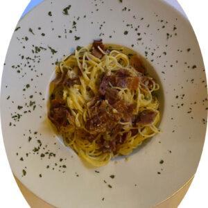 špageti carbonara