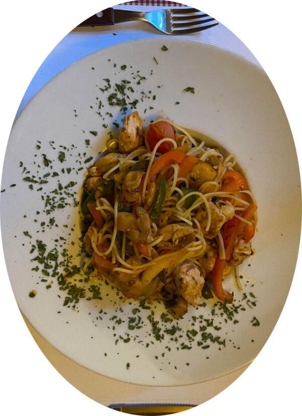 špageti cassa